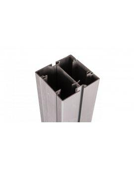 Simon Connect Element przedłużający kolumny dwustronnej ALK2200 anodyzowane aluminium ALK22P15/8