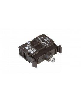 Oprawka z LED czerwona 230V AC M22-LED230-R 216564