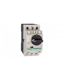 Wyłącznik silnikowy 3P 0, 75kW 1, 6-2, 5A GV2P07
