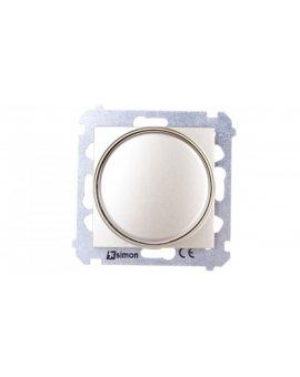 Simon 54 Regulator 1–10V do załączania i regulacji źródeł światła złoty mat DS9V.01/44