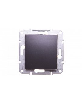SEDNA Łącznik krzyżowy 10AX grafitowy IP44 SDN0500370