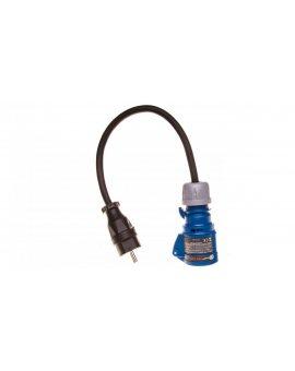 Adapter gniazd przemysłowych 16A WAADAPAT16F1