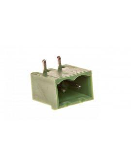 Gniazdo pinowe 2P 320V 12A zielone MSTBA 2, 5/ 2-G 1757475 /250szt./