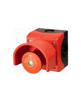 Przycisk bezpieczeństwa do rozłącznika p.poż SOL30-SAFETY 2R M22-SOL-PVT45PMPI02Q 150645