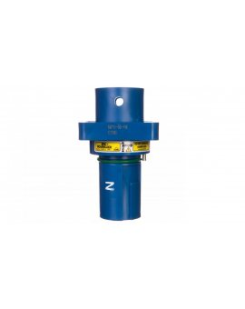 Obudowa wtyczki pulpitowa EPIC POWERLOCK A1 C N niebieska SP M12 44420222