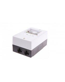 Obudowa wyłącznika silnikowego IP65 natynkowa M-611/610 PGJW 66-907006