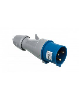 Wtyczka przenośna 3P 32A 230V IP44 P17 TEMPRA PRO 555234