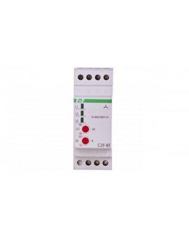 Przekaźnik zaniku i asymetri faz 10A 1P 0, 5-5sek 40-80V CZF-BT
