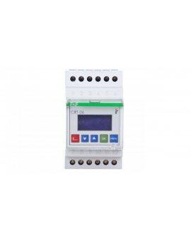 Regulator temperatury 10-funkcyjny -100-400 st.C 2x16A 2Z cyfrowy CRT-06