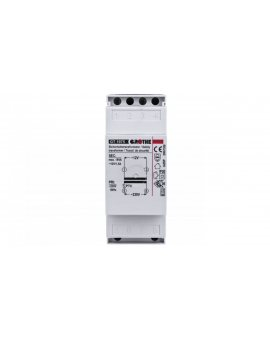 Urmet Transformator dzwonkowy Grothe 230V/12V AC 1, 5A GT1975