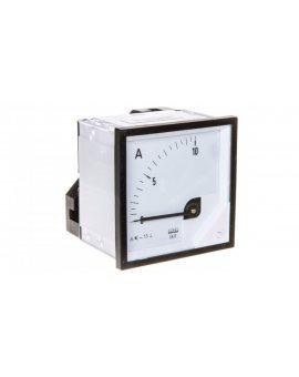 Amperomierz analogowy tablicowy 0-10A 72x72mm IP50 C3 K=90 st. EA17N E20700000000