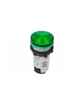 Lampka sygnalizacyjna 22mm zielona 24V AC/DC LED XB7EV03BP