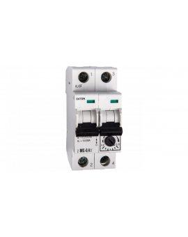 Wyłącznik silnikowy 2P 0, 09kW 0, 25-0, 4A Z-MS-0, 40/2 248391