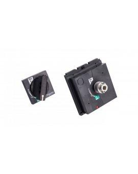 Napęd drzwiowy czarny z blokadą NSX/CVS400/630 LV432598