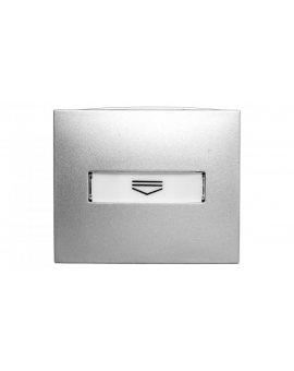 VALENA Łącznik hotelowy mechaniczny aluminium 770234