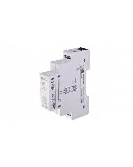 Zasilacz impulsowy 230VAC/12VDC 0, 8A ZIM-12/08 EXT10000158