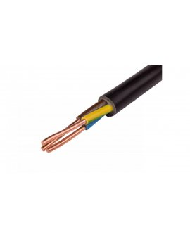 Kabel energetyczny YKY 3x1, 5 żo 0, 6/1kV /bębnowy/