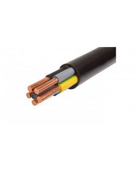 Kabel energetyczny YKY 5x4 żo 0, 6/1kV /bębnowy/