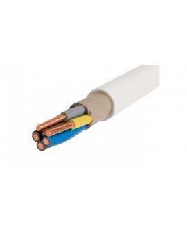 Przewód YDY 5x4 żo 450/750V /100m/