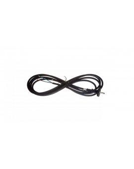 Przewód przyłączeniowy H05RR-F 2x1 3m S03030