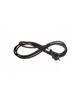 Przewód przyłączeniowy H05RR-F 3x1 3m S03130