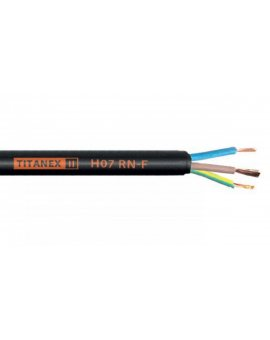 Przewód przemysłowy TITANEX H07RN-F 3x2, 5 450/750V 37029T /bębnowy/