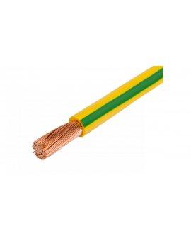 Przewód instalacyjny H07V-K (LgY) 50 żółto-zielony /bębnowy/