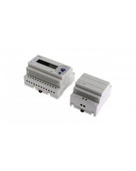 Termostat DEVIreg 850 III 24V 16A -10-40°C IP20 biały 140F1085