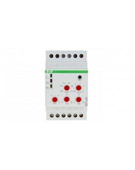 Przekaźnik kontroli prądu 4-funkcyjny 0, 02-1/0, 5-5A 2P 0-20sek (praca z przekładnikiem 5A) EPP-620