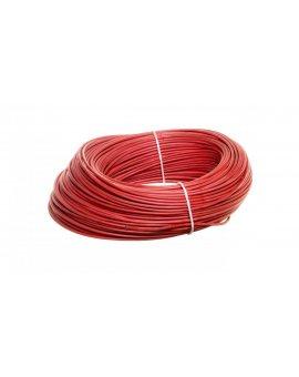 Przewód silikonowy OLFLEX HEAT 180 SiF 1x1, 5 czerwony 0051104 /100m/