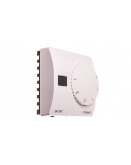 Regulator temperatury natynkowy-manualny RTS-01A MTC10000274