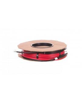 Kabel grzejny jednostronnie zasilany DEVIflex 18T/230V 18W/m 44m 140F1242