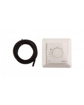Termostat DEVIreg 532 230V 16A 5-35°C IP31 biały 140F1037