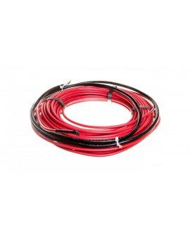 Kabel grzejny jednostronnie zasilany DEVIflex 18T/230V 18W/m 29m 140F1239