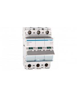 Rozłącznik modułowy 63A 3P SBN363