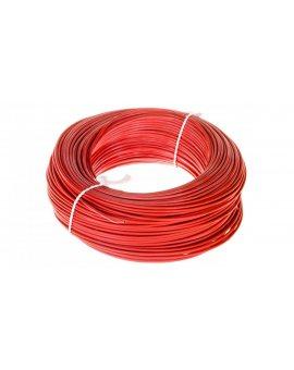 Przewód silikonowy OLFLEX HEAT 180 SiF 1x1 czerwony 0050104 /100m/