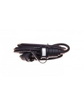 Kabel przedłużający (przedłużacz) IP44 10m 1x230V H07RN-F 3G2, 5 1166814