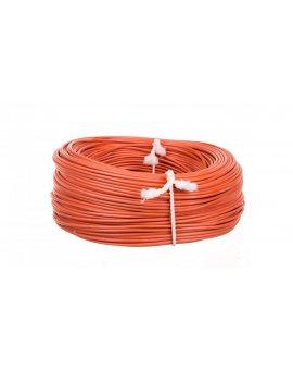Przewód silikonowy OLFLEX HEAT 180 SiF 1x0, 75 pomarańczowy /100m/