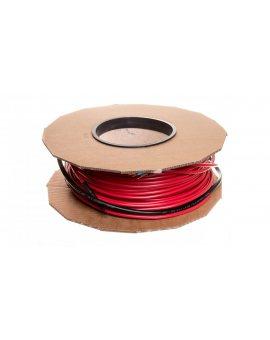 Kabel grzejny jednostronnie zasilany DEVIflex 18T/230V 18W/m 59m 140F1244