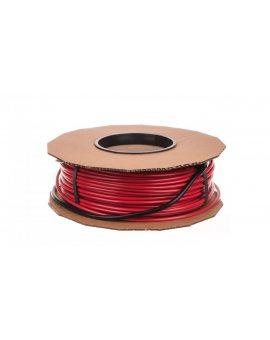 Kabel grzejny jednostronnie zasilany DEVIflex 18T/230V 18W/m 82m 140F1247
