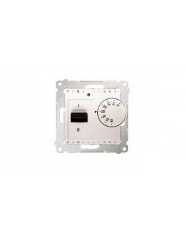 Simon 54 Regulator temperatury 16A 5-40°C IP20 kremowy DRT10W.02/41