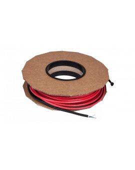 Kabel grzejny jednostronnie zasilany DEVIflex 18T/230V 18W/m 37m 140F1241