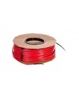 Kabel grzejny jednostronnie zasilany DEVIflex 18T/230V 18W/m 131m 140F1251