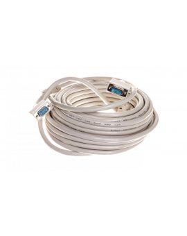 Kabel połączeniowy SVGA Typ DSUB15/DSUB15, M/M beżowy 15m AK-310103-150-E