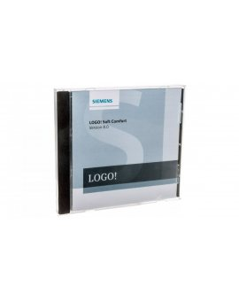 Oprogramowanie COMFORT V8 dla LOGO! 6ED1058-0BA08-0YA1