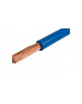 Przewód instalacyjny H05V-K (LgY) 0, 5 niebieski /100m/