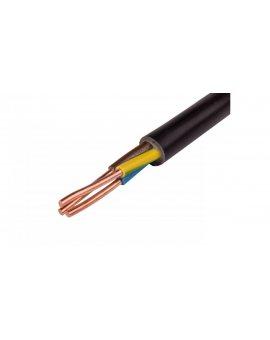 Kabel energetyczny YKY 3x4 żo 0, 6/1kV /bębnowy/