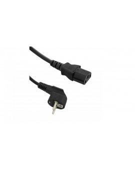 Kabel zasilający ATX 3pin S03 ST3 1.4m 50549