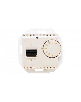 Simon 54 Regulator temperatury 5-40°C IP20 kremowy DRT10Z.02/41