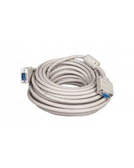 Kabel przedłużający SVGA Typ DSUB15/DSUB15, M/Ż beżowy 15m AK-310203-150-E
